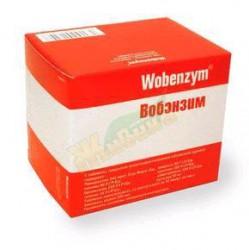 Вобэнзим, табл. п/о кишечнораств. №800